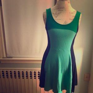 Cute multicolored dress